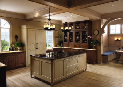 Wood-Mode Hudson Valley Kitchen Design