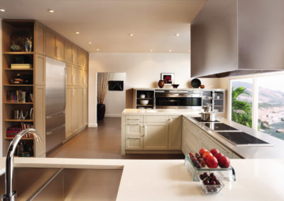 Wood-Mode Malibu Kitchen Design