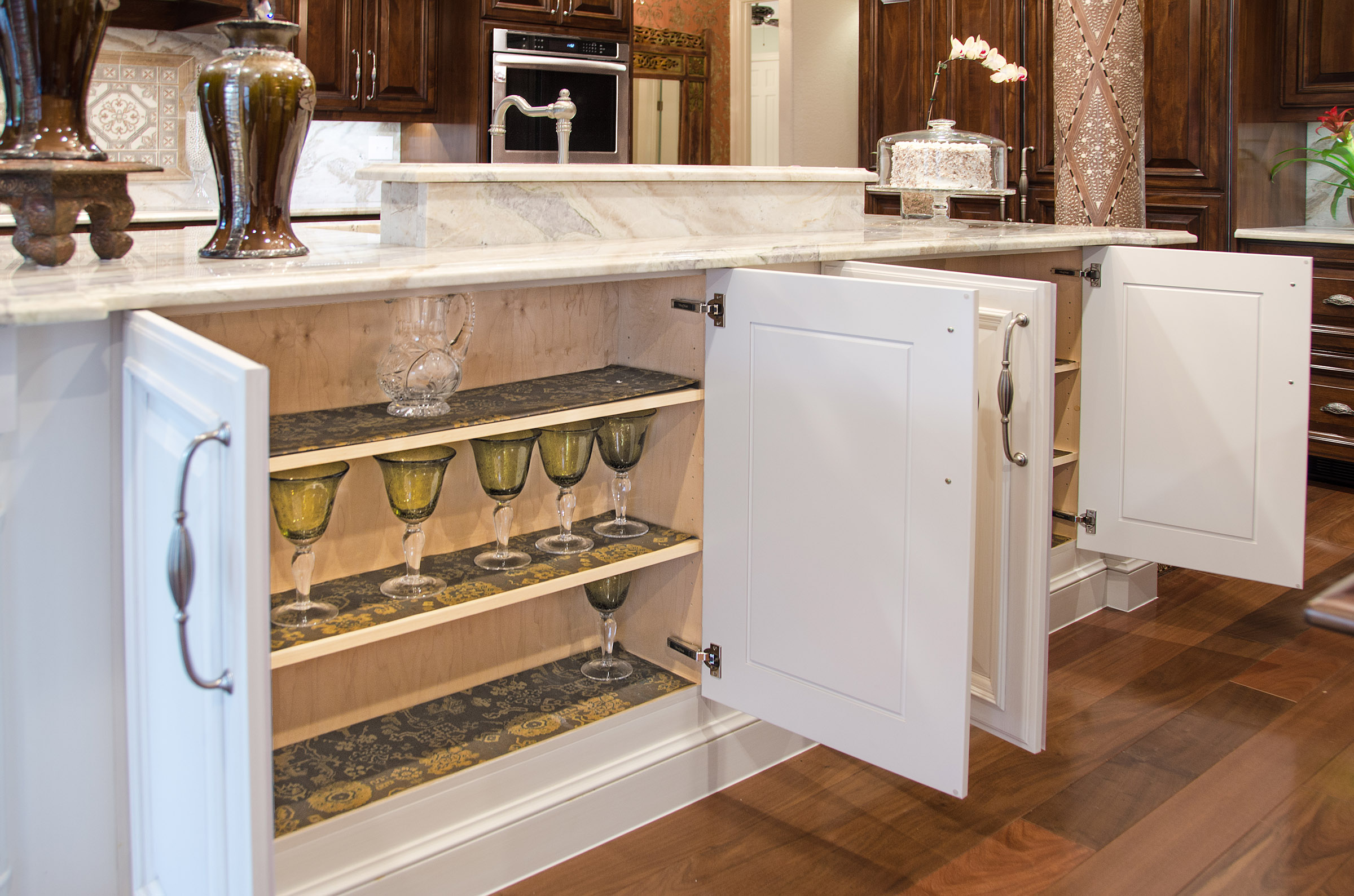 York Creek Kitchen Remodel | Cabinetry Designs