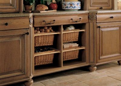 Wood-Mode Custom Cabinetry