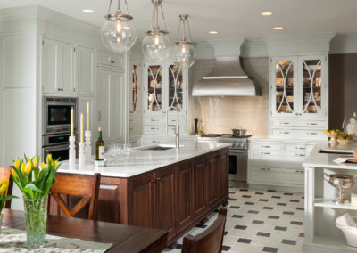 Wood-Mode Embassy Row Kitchen Design