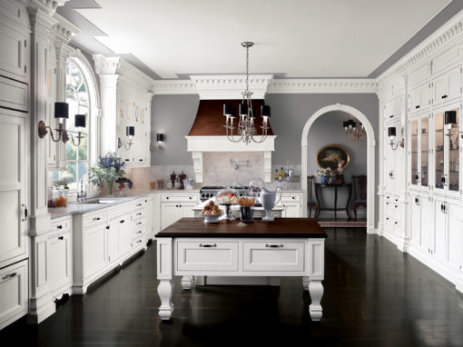 Traditional & Transitional Kitchen Designs