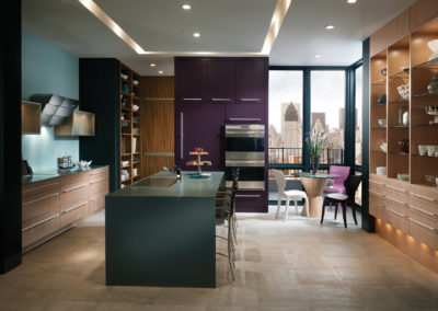 Wood-Mode Urban Revival Kitchen