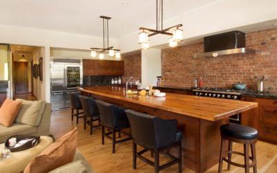 Trending Now: Wood Countertops