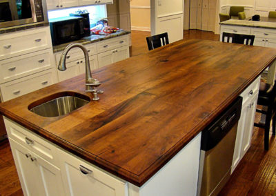 Custom Wood Countertops San Antonio