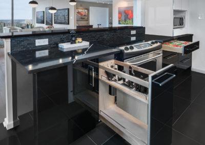 Condo Kitchen Remodel Alamo Heights